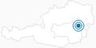 Skigebiet Schmoll Lifte in Steinhaus am Semmering in der Hochsteiermark: Position auf der Karte