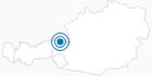 Skigebiet Skilift Lärchenhof Erpfendorf in Kitzbüheler Alpen - St. Johann - Oberndorf - Kirchdorf: Position auf der Karte