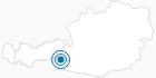 Skigebiet Virgen in Osttirol in Osttirol: Position auf der Karte