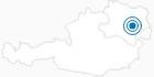 Ski Resort Skilift Breitenfurt in the Vienna Woods: Position on map
