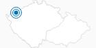 Webcam Relaxhotel Sachsenbaude in Oberwiesenthal Erzgebirge Krusne hory: Position auf der Karte
