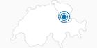 Skigebiet Kerenzerberg Filzbach im Heidiland : Position auf der Karte