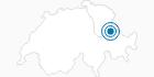 Skigebiet Pizol im Heidiland : Position auf der Karte