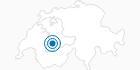 Skigebiet Grimmialp Diemtigtal in Adelboden - Frutigen: Position auf der Karte