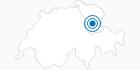Skigebiet Amden im Heidiland : Position auf der Karte