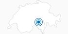 Skigebiet Airolo - Pesciüm in Bellinzona und Nord-Tessin: Position auf der Karte
