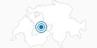 Skigebiet Niederhorn in Interlaken: Position auf der Karte