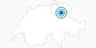 Skigebiet Atzmännig in St. Gallen: Position auf der Karte