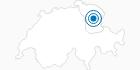 Ski Resort Hemberg in Toggenburg: Position on map