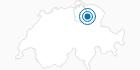 Skigebiet Steg im Tösstal ZH in Zürich: Position auf der Karte