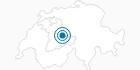 Skigebiet Bumbach Schangnau in Bern: Position auf der Karte