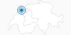 Skigebiet Tramelan in Jura Bernois: Position auf der Karte