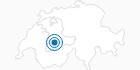 Skigebiet Springenboden in Adelboden - Frutigen: Position auf der Karte
