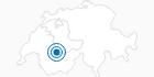 Ski Resort Lenk im Simmental in Lenk-Simmental: Position on map