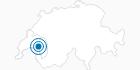Skigebiet Les Pleiades in Genferseegebiet: Position auf der Karte