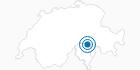 Skigebiet Campo Blenio Ghirone in Bellinzona und Nord-Tessin: Position auf der Karte