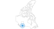 Ski Resort Winsport - Canada Olympic Park Calgary in Calgary: Position on map