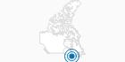 Skigebiet Sir Sam's Ski Area in Südwest-Ontario: Position auf der Karte