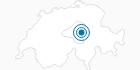 Skigebiet Biel-Kinzig – Bürglen in Schwyz: Position auf der Karte