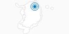 Skigebiet Phoenix Park im Taebaek-Gebirge: Position auf der Karte
