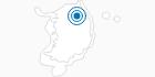 Skigebiet Welli Hilli Park im Taebaek-Gebirge: Position auf der Karte