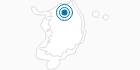 Skigebiet Daemyung Vivaldi Park im Taebaek-Gebirge: Position auf der Karte