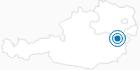 Skigebiet Simas Lifte in den Wiener Alpen in Niederösterreich: Position auf der Karte
