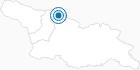 Skigebiet Hatsvali - Mestia in Mingrelien und Oberswanetien: Position auf der Karte
