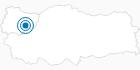 Ski Resort Uludağ Ski Center in Bursa: Position on map