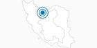 Skigebiet Dizin in Teheran: Position auf der Karte