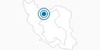 Skigebiet Tochal Teheran in Teheran: Position auf der Karte