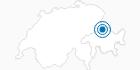 Skigebiet Skilift Mastrils in Chur: Position auf der Karte