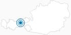 Skigebiet Schwannerlift Weerberg in der Silberregion Karwendel: Position auf der Karte