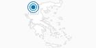 Skigebiet Vigla Pisoderi Verno Florina in Florina: Position auf der Karte