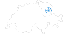 Ski Resort Wildhaus in Toggenburg: Position on map
