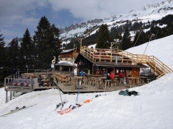 Wanner Hütte in Lenzerheide
