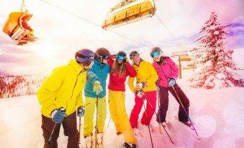 Flachau - 6 Skischulen und Rent-a-Ski in großer Auswahl