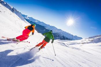 Skigebiet