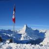 Matterhornblick vom Rothorn paradise (3103m)!