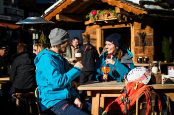 Après Ski fun is guaranteed here!