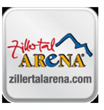 Logo ski resort Zillertal Arena