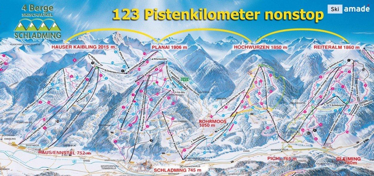 skigebiet 4 berge skischaukel skiurlaub skifahren testberichte. Black Bedroom Furniture Sets. Home Design Ideas