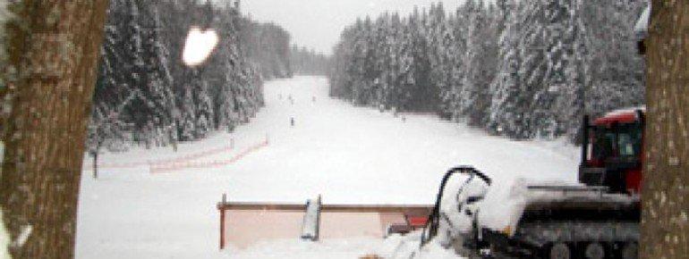 Pistenplan Waldkirchen Oberfrauenwald