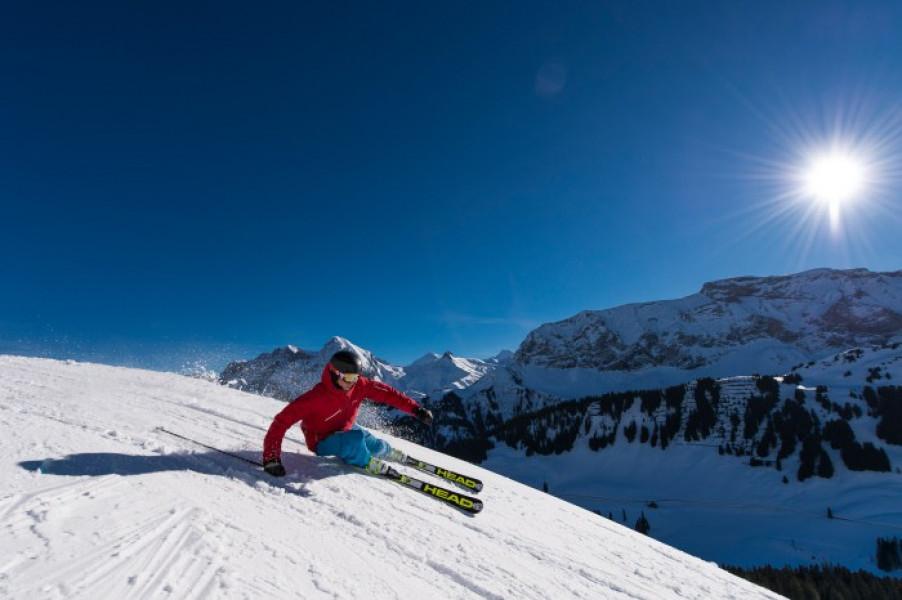 Adelboden Lenk Ski Holiday Reviews Skiing