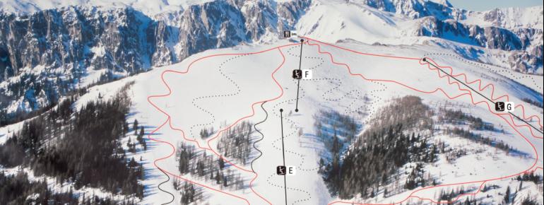 Trail Map Alp Aflenzer Bürgeralm