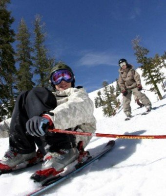 Alpine Meadows guarantees fun for the entire family.
