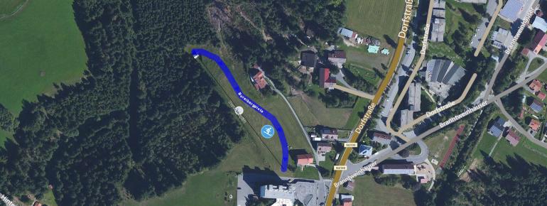 Trail Map Altreichenau