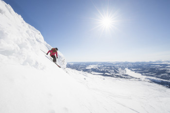 Åre offers challenges for all skill levels.