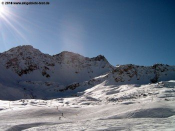Slope No. 1, Hörnli mountain