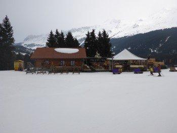 Mountain hut Avant Clavo in Lenzerheide